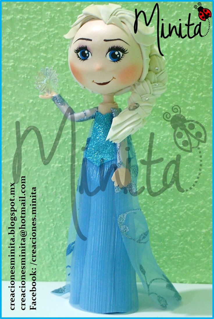 Fofucha Elsa