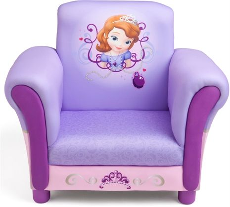 Disney Sofia The First, Lenestol