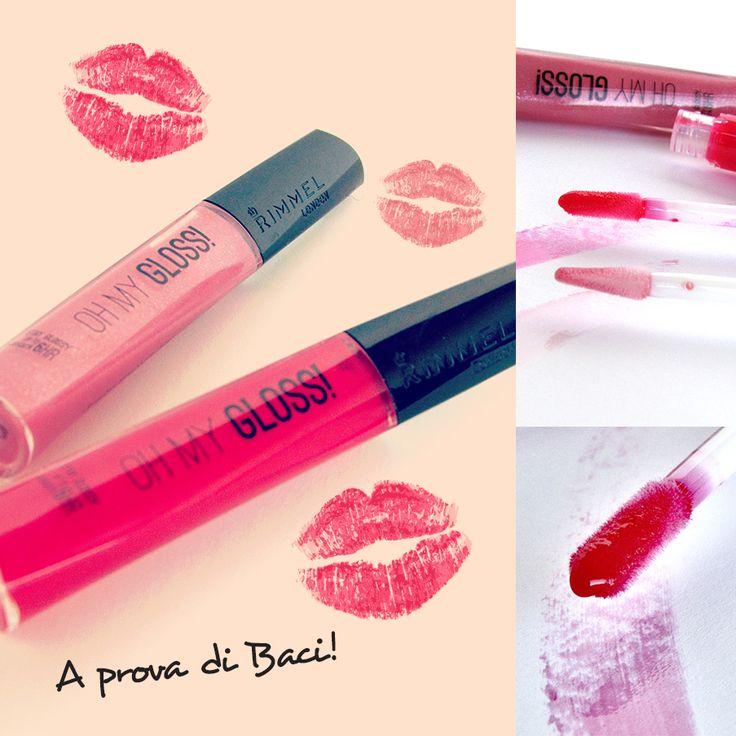 @rimmellondon #ohmygloss #gloss #lucidalabbra #beauty #bellezza #benessere #trend #tigotà #labbra #lipgloss