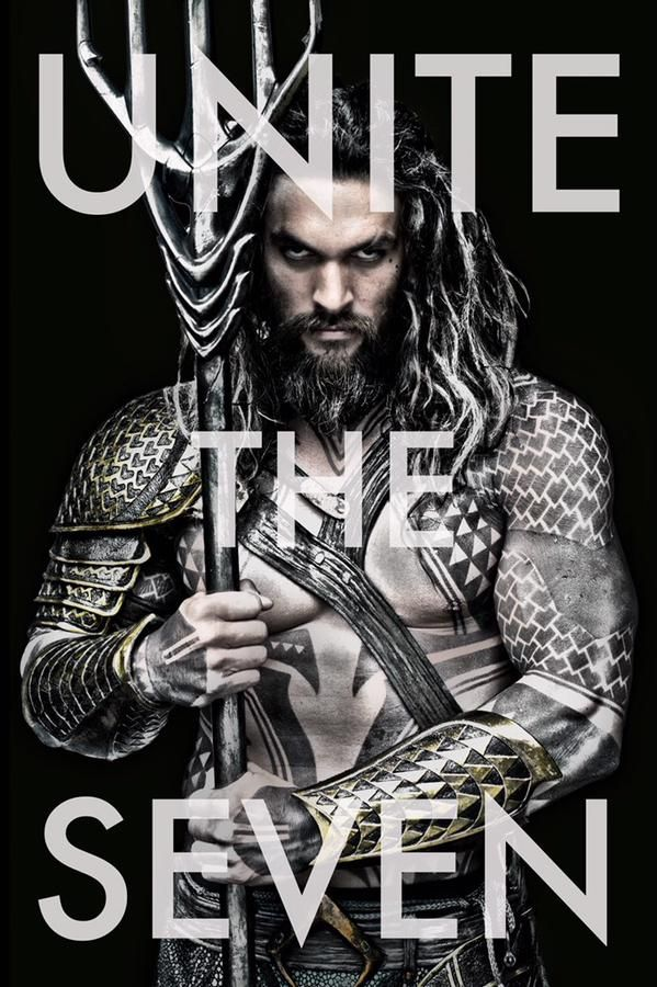 Jason Momoa som Aquaman
