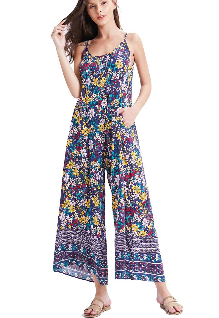 Pin on Women's Jumpsuit & Overalls_Plus Size