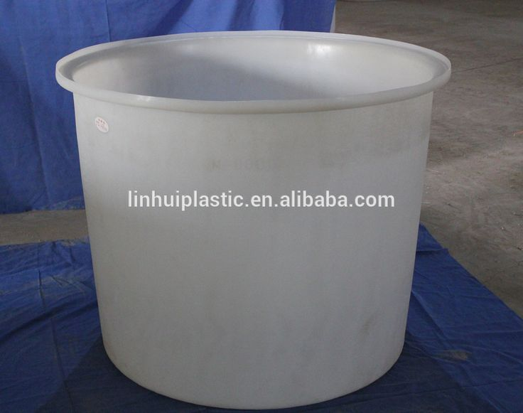 500 litres used plastic drums for sale