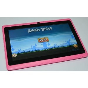 "7"" Zeepad 7.0 Allwinnwer A13 Boxchip Cortex A8 Android 4.0, 4GB Capacity, 512 MB RAM, Multiple Touch Capactive screen, WIFI, Camera, Skype Video Calling, Netflix Movies."