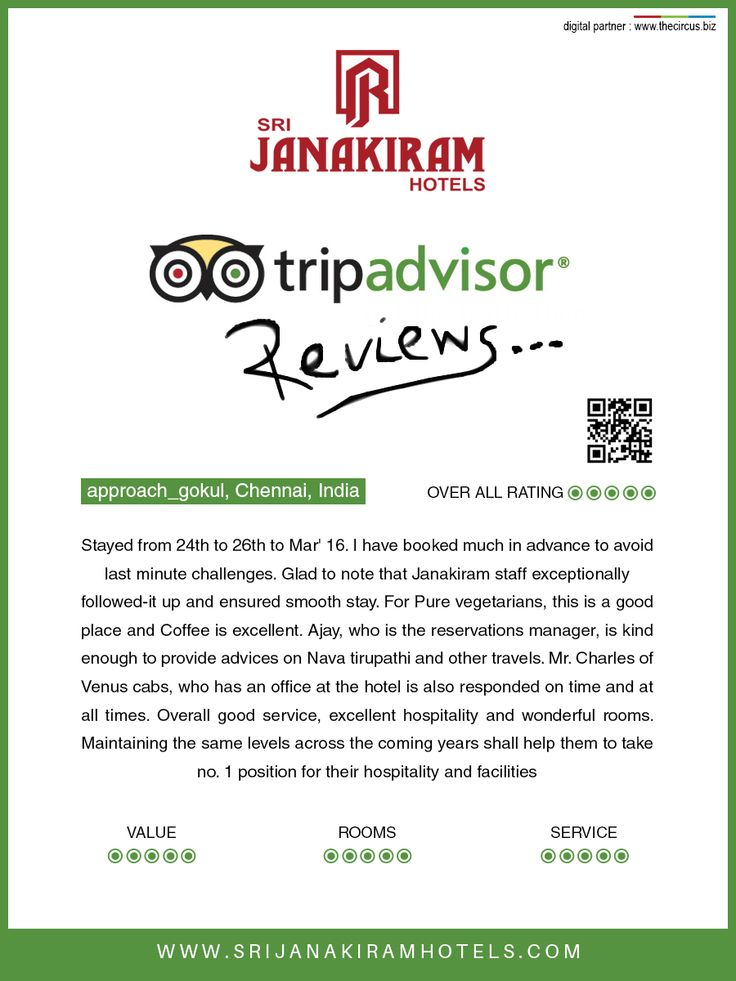 Here is an other Happy Guest Gokul from Chennai, reviewed and rated us in Tripadvisor. We thank our guest for giving your feed back.  #tripadvisor #feedback #guest #chennai #reviewed #happy #customer