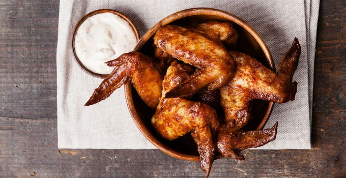 Mmmm.. wings! Check out the best wings in Brisbane.