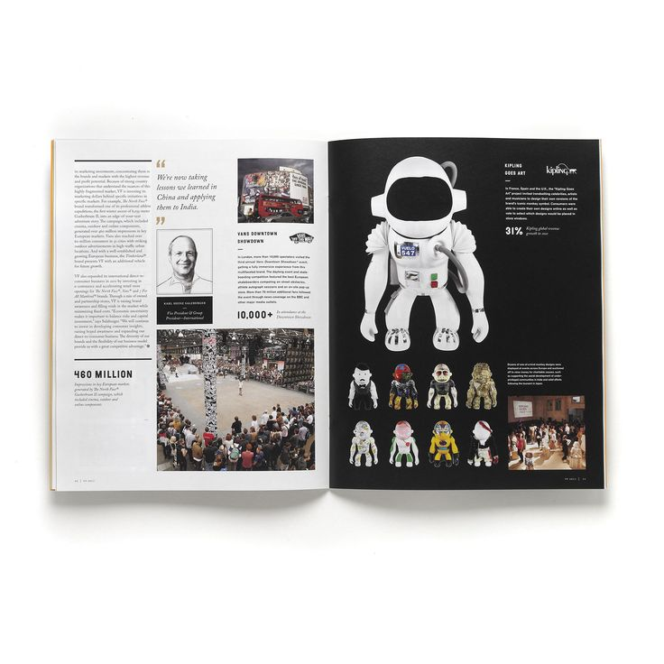 VF Corporation 2011 Annual Report