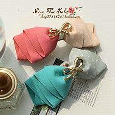 Accesorios para el pelo lazo mariposa - Hair accessories butterfly tie - 蝴蝶 发 饰品