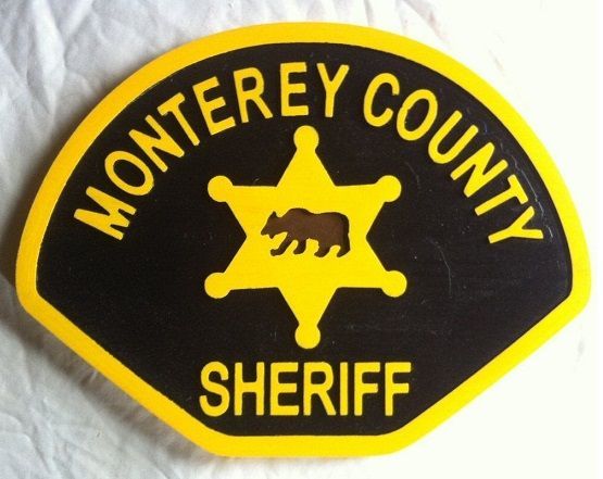 Monterey county Sheriff Calif