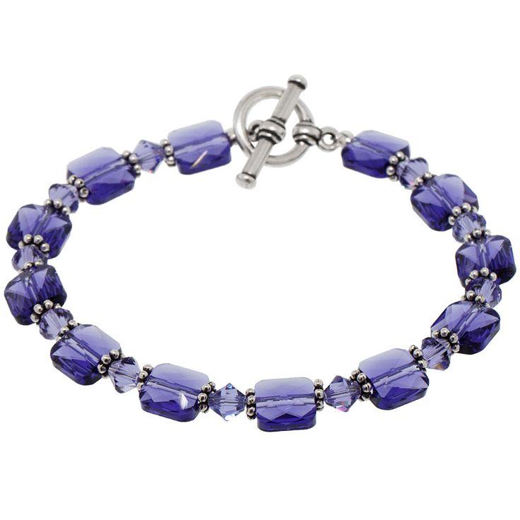 Purple Passion Bracelet | Fusion Beads Inspiration Gallery