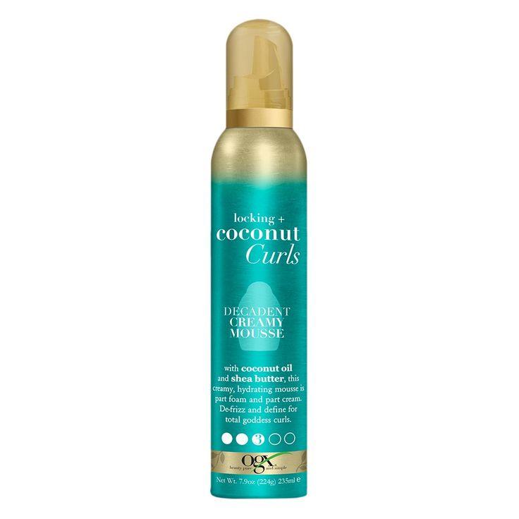 Ogx Locking Coconut Curls Air Dry Cream In 2019 Hair Loss