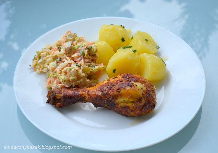 Smaczny kąsek: Kurczak pieczony wg M. Gessler