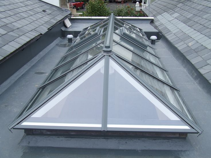 Double glazed roof lanterns