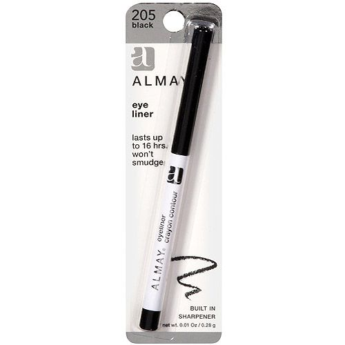 Almay Eyeliner .01 Oz  $5.98 at Walmart  This has been my favorite eyeliner for years--I have to grab one for sure when I get home.