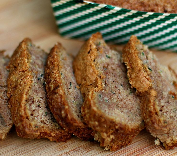 Zucchini Bread, need to use applesauce | Breakfast | Pinterest