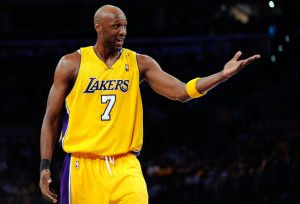 """Lamar Odom now part of """"Keeping up with the Kardashians""""?"""