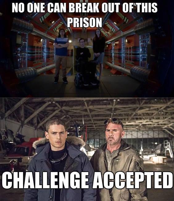 Funny Meme For Breakup : The flash prison break funny meme tv shows memes