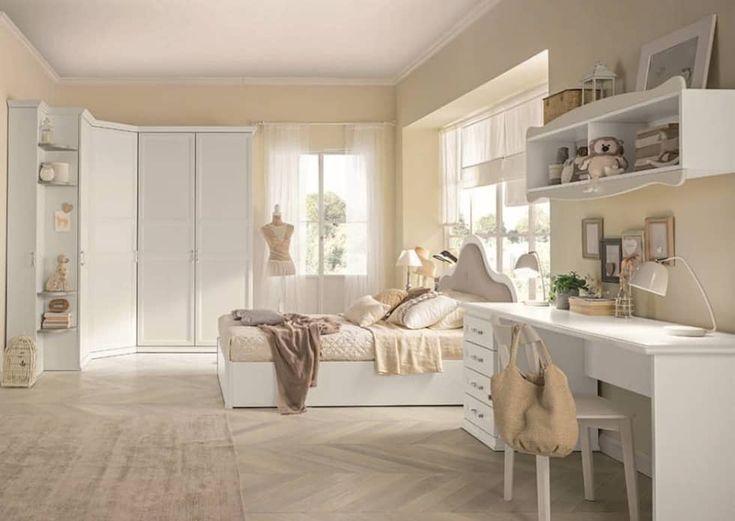 Una Nuova Camera Da Letto Shabby Chic Interiors Cameretta Bambini