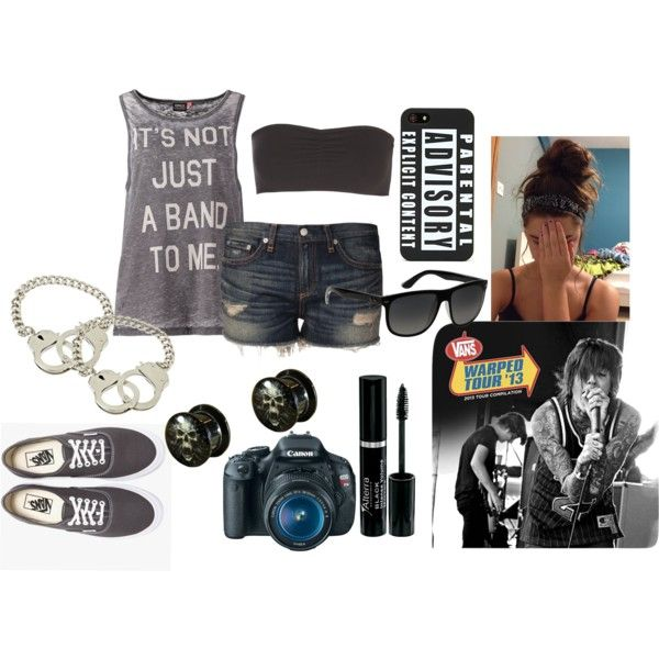 other then the camera, mascara and those handcuff things this is actually really good for warped