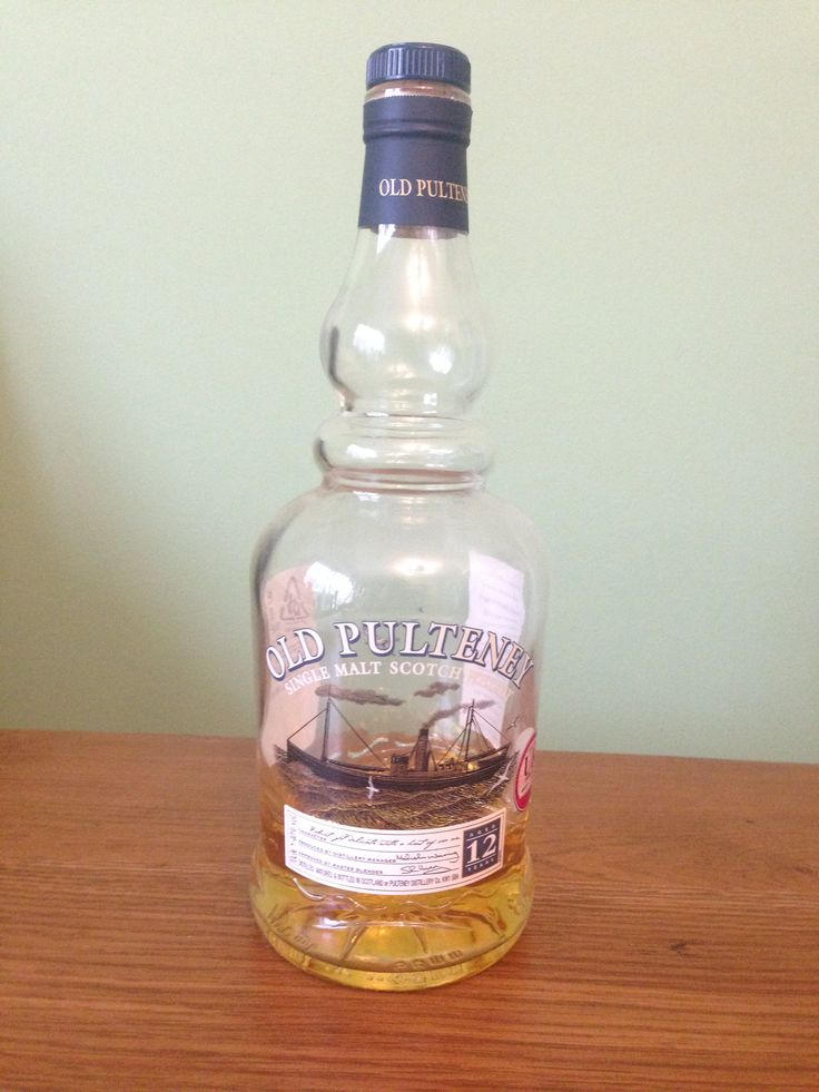 Old Pultney - Aged 12 Years - Single Malt