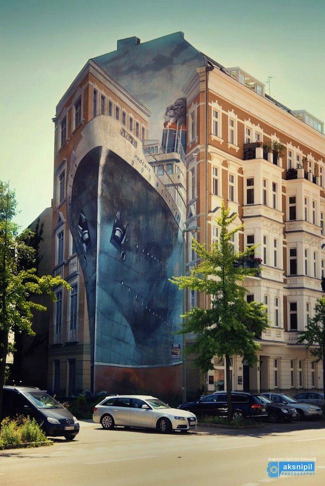 106 of the most beloved Street Art Photos – Year 2012
