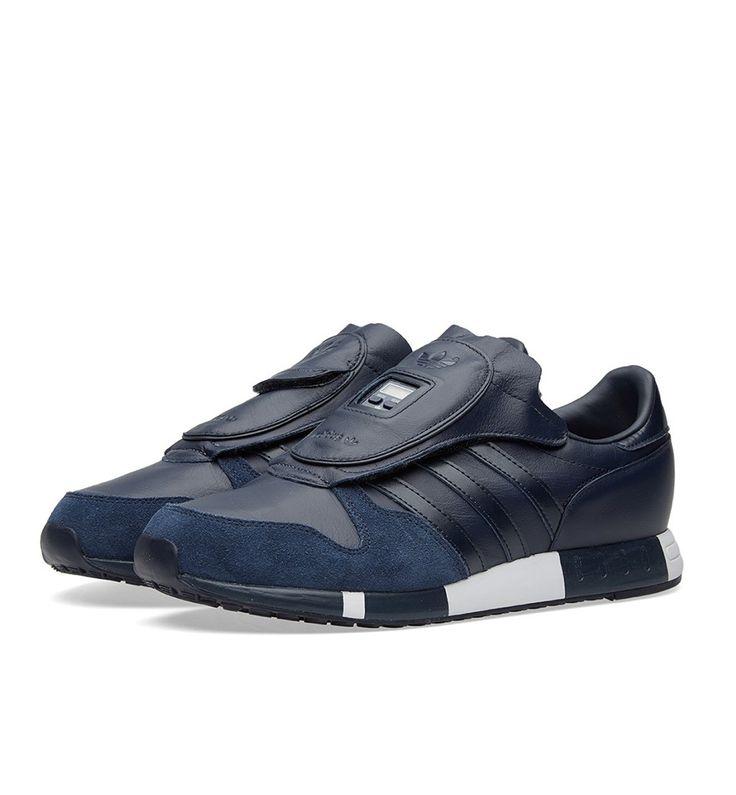 HYKE x adidas Originals Micropacer: Blue