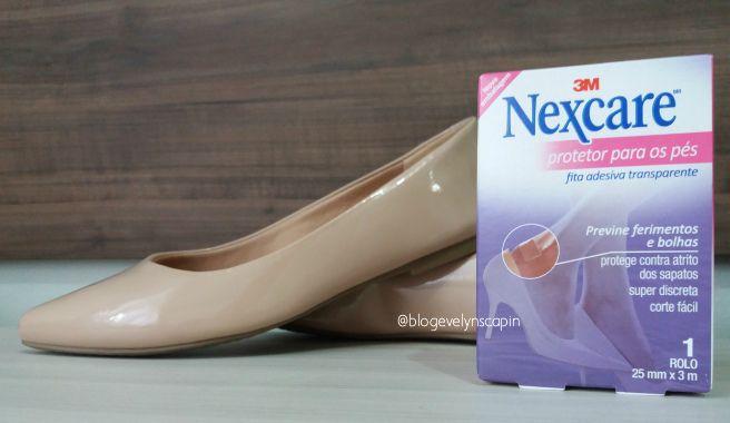 A fita adesiva que vai salvar seus pés das sapatilhas que