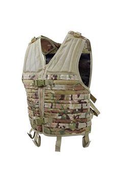 Multicam MOLLE Modular Vest ! Buy Now at gorillasurplus.com