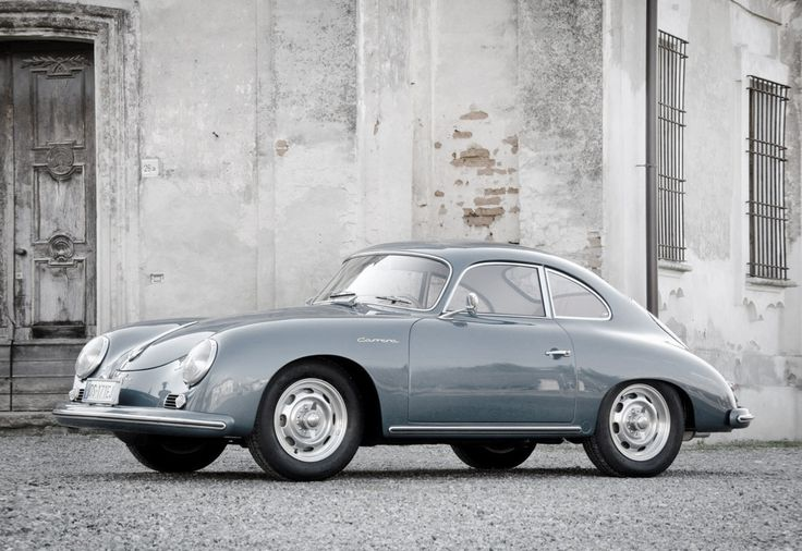 1956 Porsche 356A 1500GS Carrera
