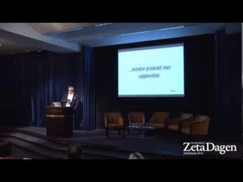 ▶ Nordiska ZetaDagen 2013 - YouTube Leif Liljebrunn (CEO, ZetaDisplay) om varför butiken inte kommer att försvinna på grund av e-handeln. Från Nordiska ZetaDagen i april 2013.