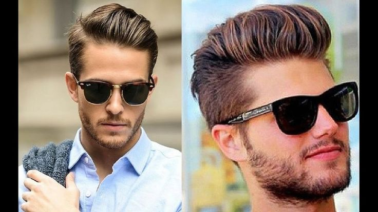 Men's haircut -BEST MEN'S HAIRSTYLE 2017