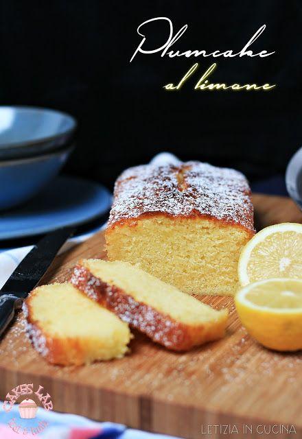 Cakes Lab Test&Taste: Plum cake al limone