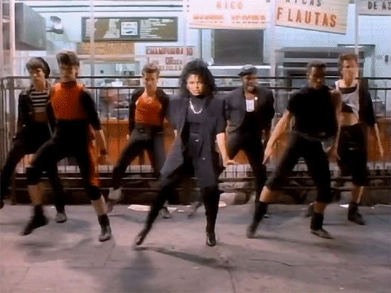 The Janet Jackson Dance Workout: Sculpting a Won't-Quit Body in 12 GIFs