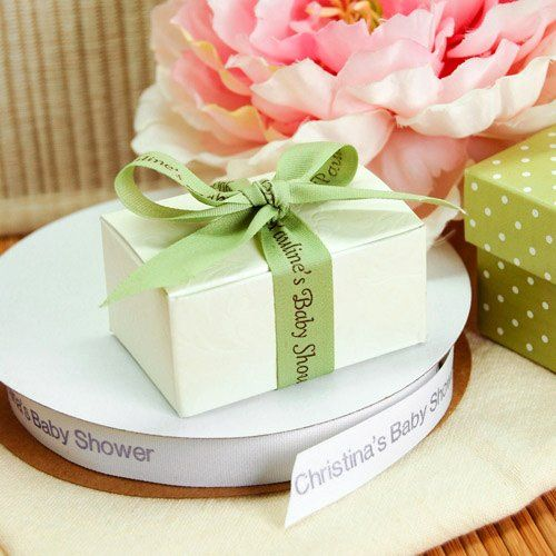 Personalized Eco-Friendly Continuous Print Ribbon Roll by Beau-coup