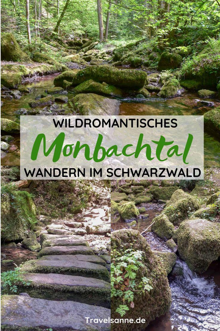 Wandern mit Kindern: Die abenteuerliche Monbachtal Wanderung im Nordschwarzwald