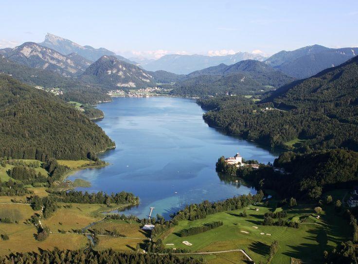 Österreichs schönste Seen: Fuschlsee Bild: Fuschlsee Tourismus GmbH