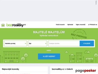 bezrealitky.cz hodnota je $ 216.123,01