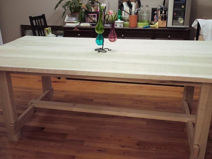 Butcher Block Dining Tables