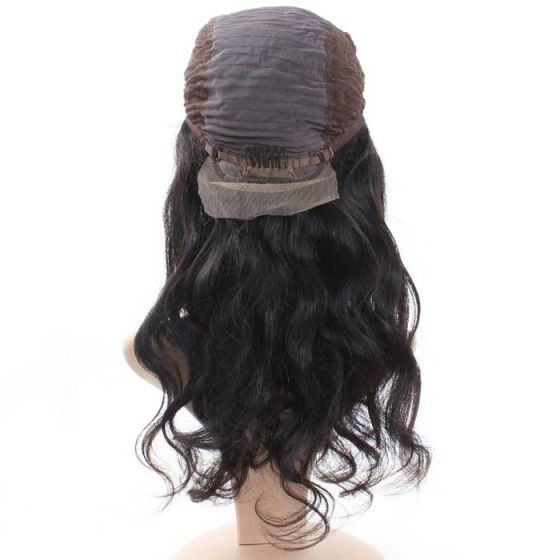 【Wigs】mink afro wig body wave    cheap lace front wigs    virgin hair  real human hair wigs for black women wigs online