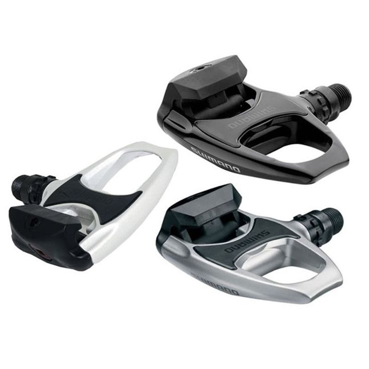 SHIMANO PD R540 Self-Locking SPD Pedals Components Using for Bicycle Racing Road Bike Parts