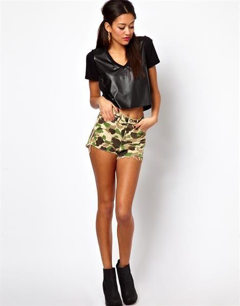 Камуфляжные шорты женские интернет магазин
