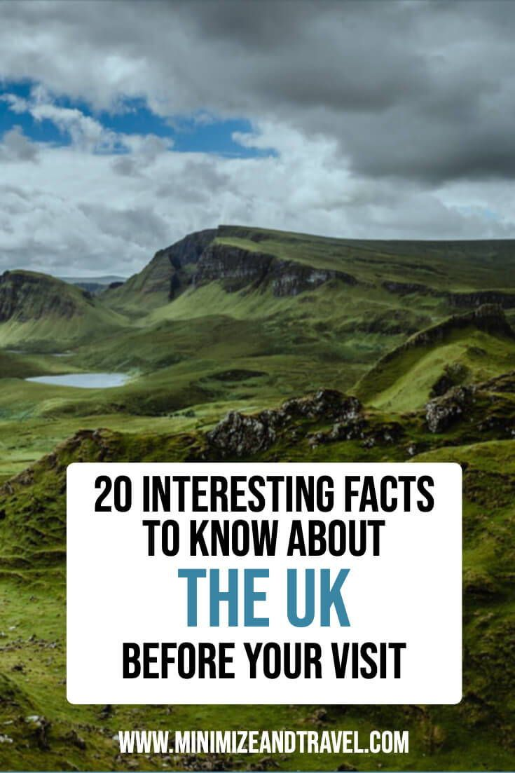 20 Things About The Uk Before You Visit Road Trip Europe Travel Advise Europe Travel Outfits