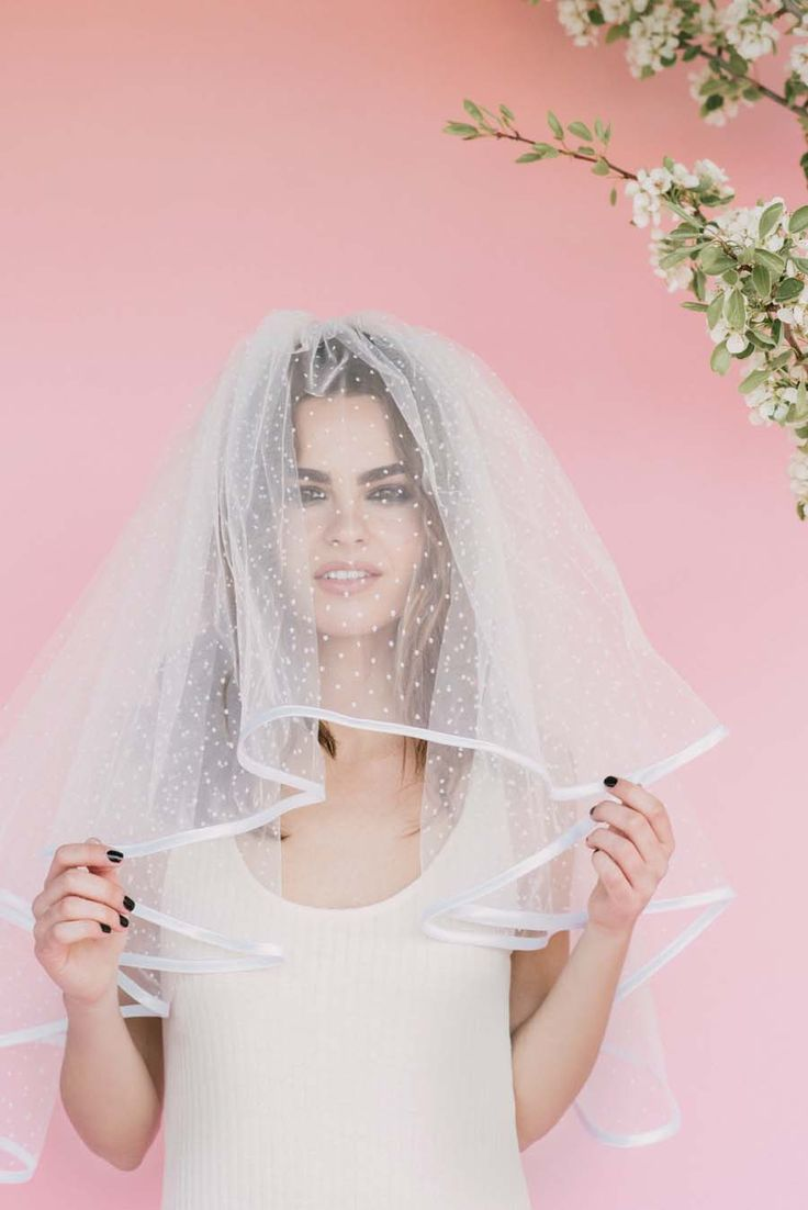 452 best Wedding Veils // images on Pinterest | Vestidos de novia ...