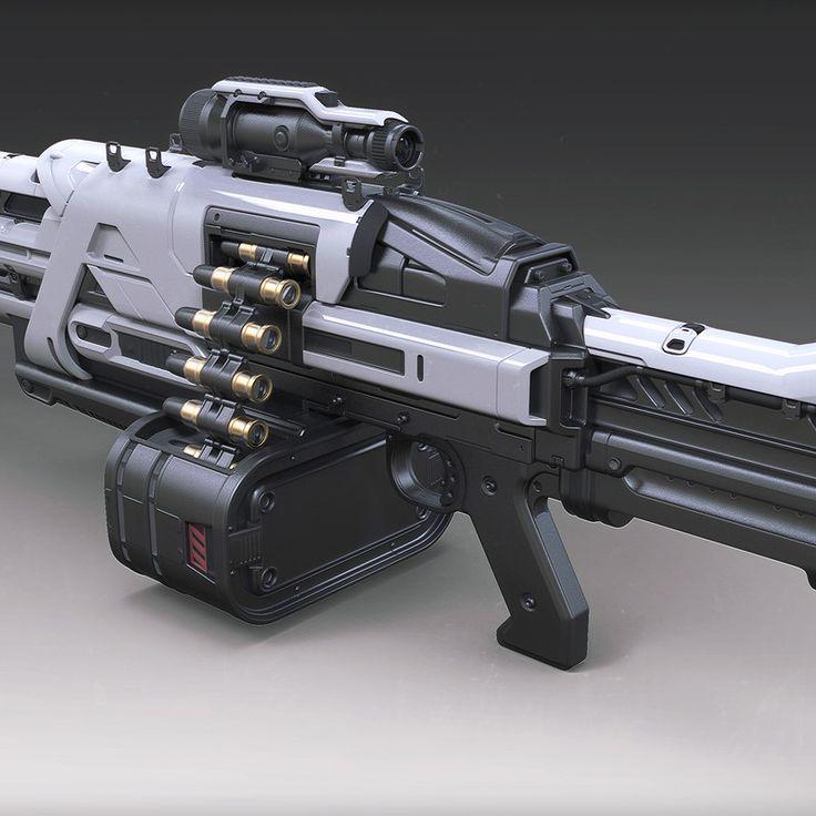14 best concept LMG images on Pinterest | Machine guns ...