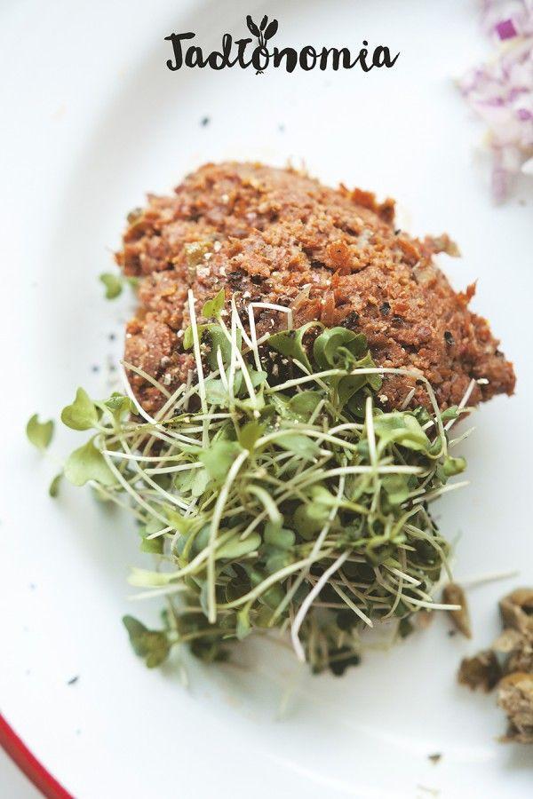 Tatar z suszonych pomidorów » Jadłonomia