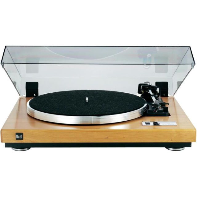 Dual CS 460 Plattenspieler / Turntable (Nussbaum / Walnut) incl.System NEW+OVP! | eBay