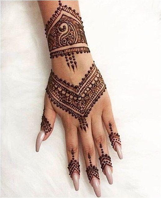 Black Henna Tattoo Designs: #Tattoo Henna, Click To See More...