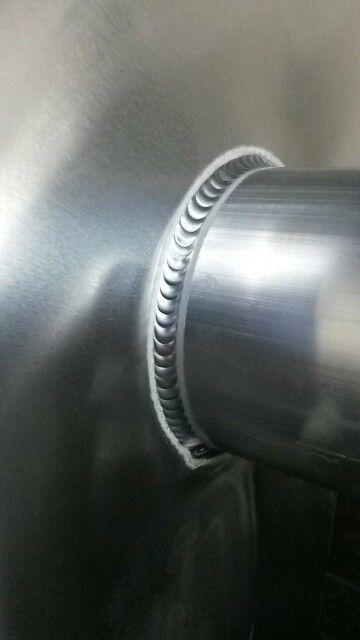 Soudures aluminium