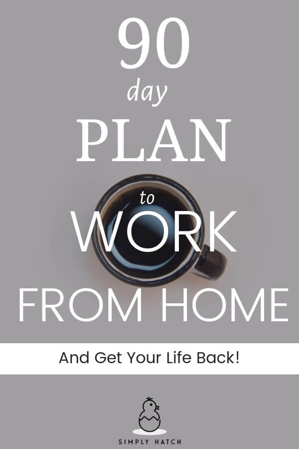 How To Start A Business And Work From Home (32-Step Checklist)