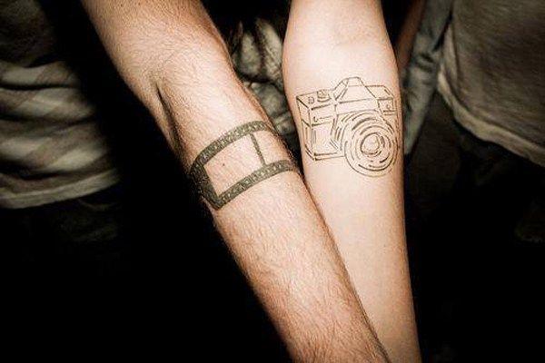 tatuaje, pelicula, camara, amor