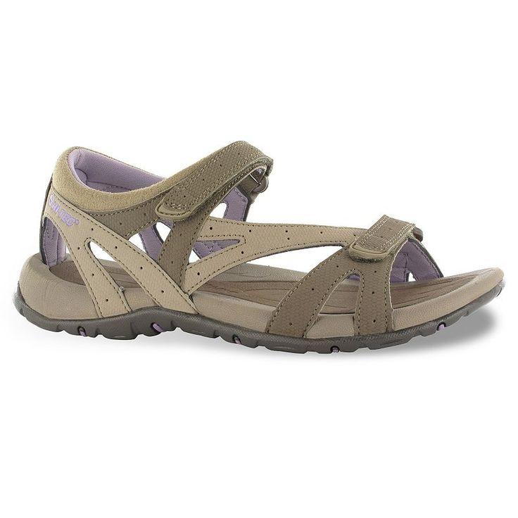 Hi-Tec Galacia Women's Sport Sandals, Size: medium (6), Lt Beige